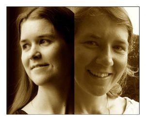 Lichtschwestern Marlene & Mathilde Helm